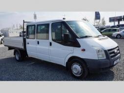 Ford Transit 2,4tdci/85kw valník 2,5m / 9mí
