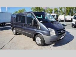 Ford Transit 2,2/85kw L2H1/ 6míst/ 2x b.dve