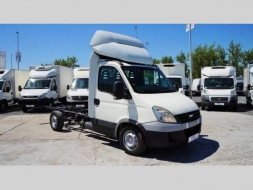 Iveco Daily 35S14G podvozek / CNG