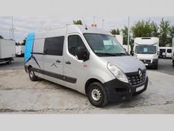 Renault Master 165dci 5míst/ navigace/tažné