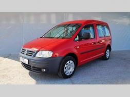 Volkswagen Caddy 1.9TDI 5 sitze /auto.klima