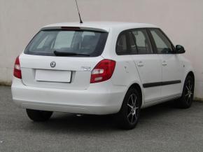 Škoda Fabia II 1.6 TDi