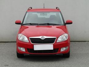 Škoda Fabia II 1.2 12V
