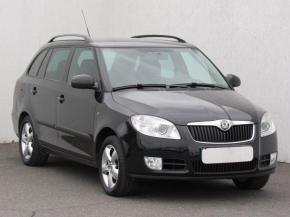 Škoda Fabia II 1.6 i