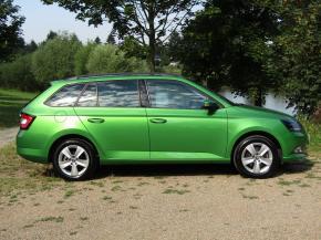 Škoda Fabia III 1.2 TSI