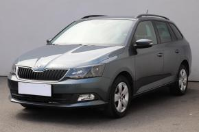 Škoda Fabia III 1.0 MPi
