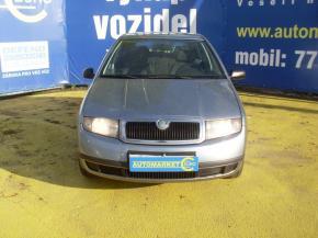 Škoda Fabia 1.2 40kw  1 MAJITEL