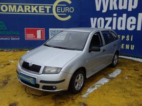 Škoda Fabia 1.4 TDi 55KW Serviska