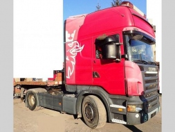 Scania Ostatní 500 - 66/42t retarder EUR4