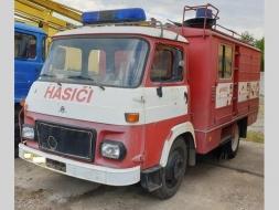 Avia 31 hasič 8míst skříň