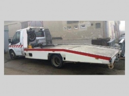 Ford 3.5t odtah 5m (2.4D